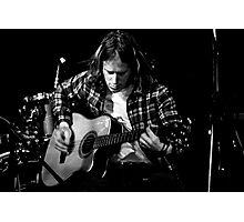 Olivine unplugged 2 (Jonny May on Bass) Photographic Print