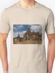 Temples of Bagan Unisex T-Shirt