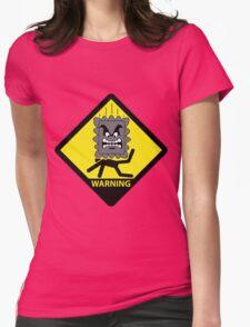Crushing Hazard sign T-Shirt