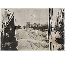The Urban/Rural Conflict Photographic Print