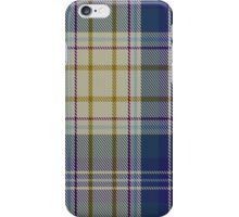 00500 Portree Blue Dance Tartan  iPhone Case/Skin