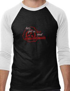 [DATA EXPUNGED] Men's Baseball ¾ T-Shirt