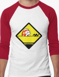 Big Bertha attack Hazard Men's Baseball ¾ T-Shirt