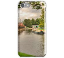 Summertime At The Riverside iPhone Case/Skin