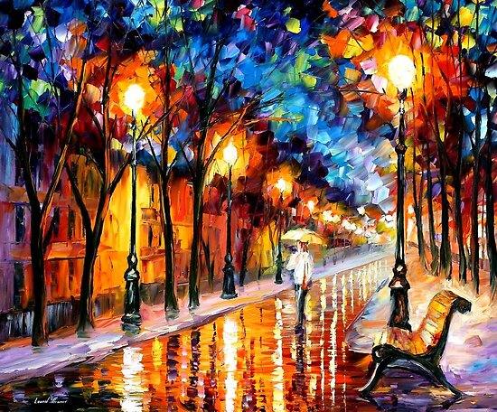 Untitled by Leonid  Afremov