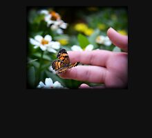 A Butterflys Love Unisex T-Shirt