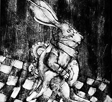 The White Rabbit by Ejmartist
