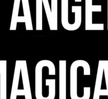 Los Angeles is Magical Sticker