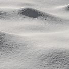 Snow dunes by Sandra Guzman