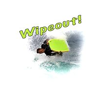 Wipeout by don thomas