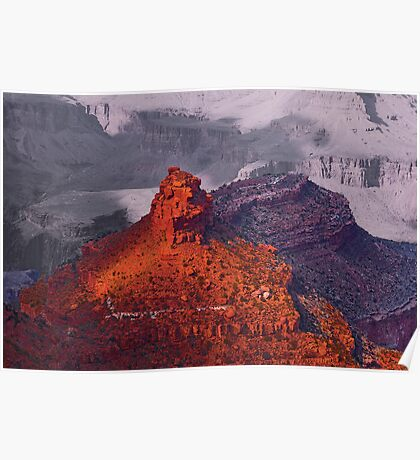 Grand Canyon My Best Poster