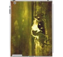 Troubled Water iPad Case/Skin