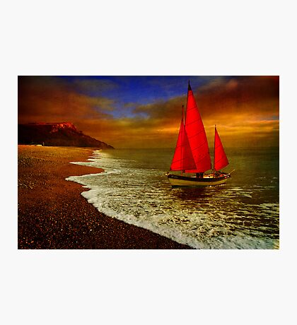 Seaton Sail Photographic Print