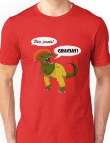 Pantelonesaurus Unisex T-Shirt