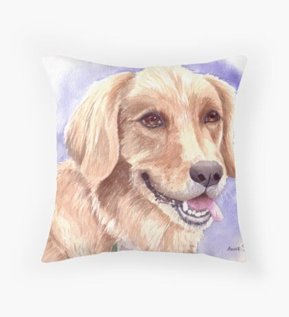 Just Like Rondo Throw Pillow