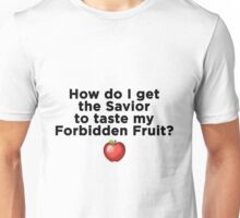 Forbidden Fruit - Swan Queen Unisex T-Shirt
