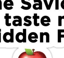 Forbidden Fruit - Swan Queen Sticker