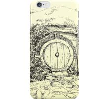 Somewhere in the Shire iPhone Case/Skin