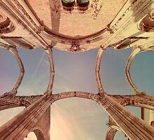 convento do carmo sky by terezadelpilar~ art & architecture