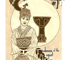 Teahouse of the August Moon by redqueenself