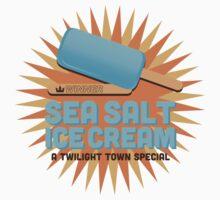 Sea Salt Ice Cream One Piece - Short Sleeve
