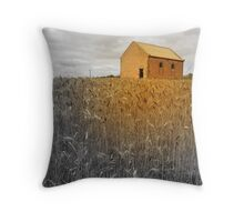 South Australia, Countryside-Farm Land Throw Pillow