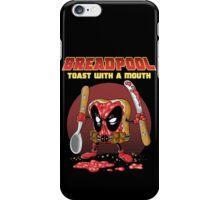 BREADPOOL iPhone Case/Skin