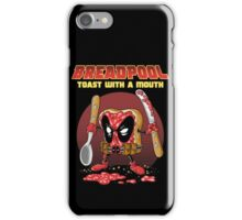 BREADPOOL iPhone Case/Skin