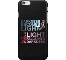 Kingdom Hearts: Dream Drop Distance - Sora and Riku iPhone Case/Skin