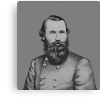 JEB Stuart -- Confederate General  Canvas Print