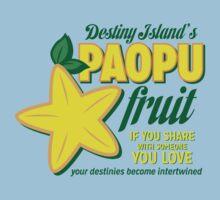 Paopu Fruit - Kingdom Hearts Kids Tee