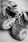 First Ballet Shoes by Renee Hubbard Fine Art Photography