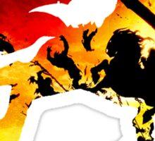 Darksiders - War Fighting Sticker