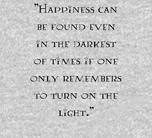 Albus Dumbledore - quote Unisex T-Shirt