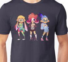 Splatoon Fashionistas Unisex T-Shirt