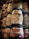 Barrels of Fun by Jeff Clark