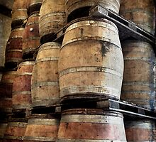 Barrels of Fun by Jeff Clark