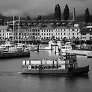 cityscapes #184, ferry by stickelsimages