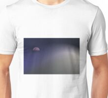 Sail Away Moon Unisex T-Shirt