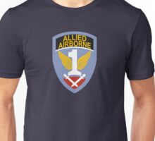 First Allied Airborne Army (Historical) Unisex T-Shirt