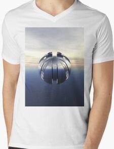Unidentified Flying Object Mens V-Neck T-Shirt