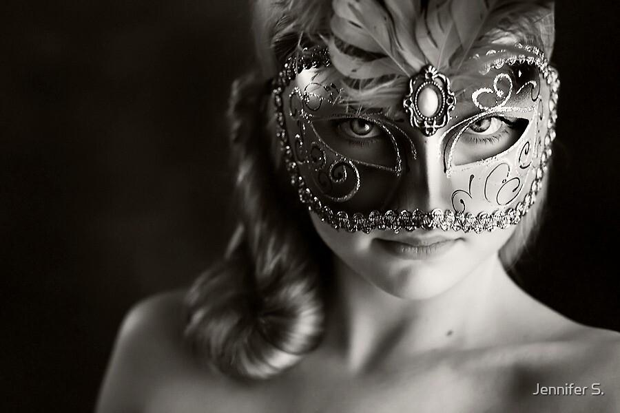 The Mask She Wears by Jennifer S.