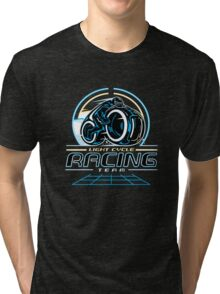Light Cycle Racing Tri-blend T-Shirt