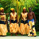 Varedero Dance Troupe by Sue Ratcliffe