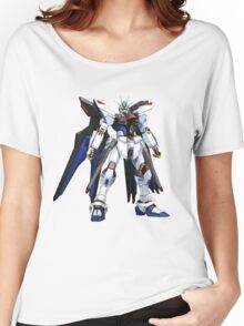 Gundam Seed :Strike Freedom Women's Relaxed Fit T-Shirt