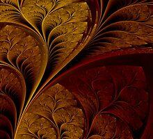 SE Leaf Mural by plunder