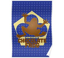 Chocolate Frog - Harry Potter Poster