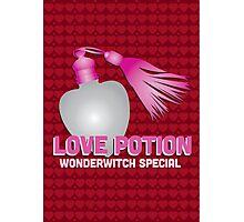 Love Potion - Harry Potter Photographic Print