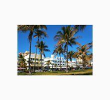 Art Deco architecture in Miami South Beach, Florida Unisex T-Shirt