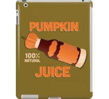 Pumpkin Juice - Harry Potter iPad Case/Skin